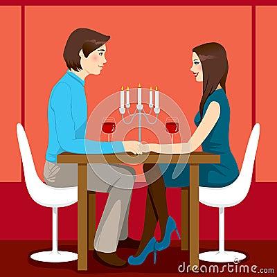 Romantic Anniversary Dinner
