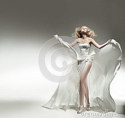 Free Romantic Blonde Beauty Stock Photos - 19828423