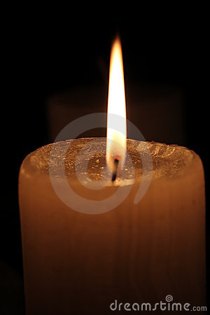 Free Romantic Candle Light Stock Images - 23023924