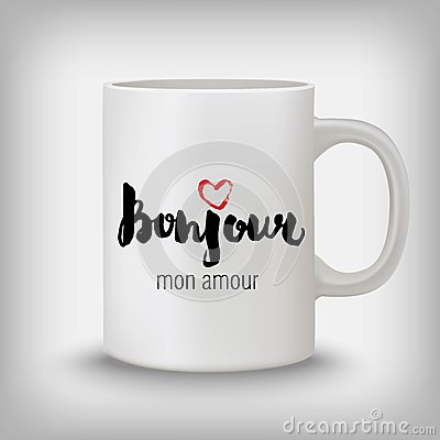 romantic card poster mug t shirt print hello my love. Black Bedroom Furniture Sets. Home Design Ideas