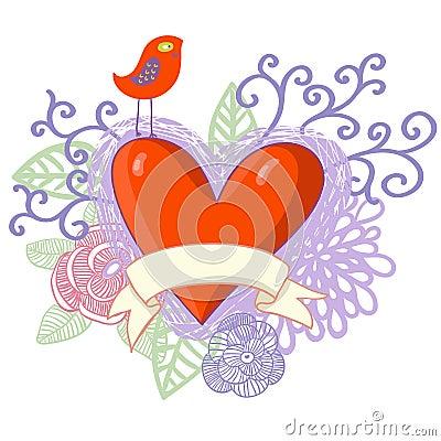 Romantic design