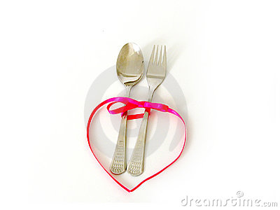 Romantic dinner set