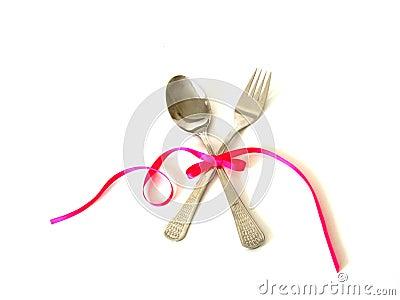 Romantic dinner set