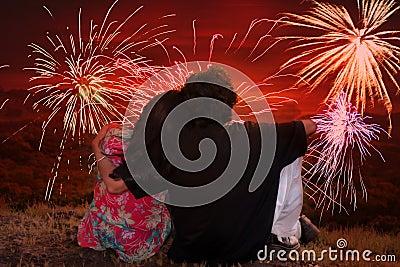 Romantic Diwali