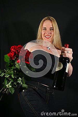 Romantic gifts, surprise