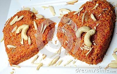 Romantic Indian dessert