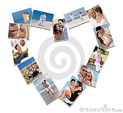 Romantic Interracial Cards 68
