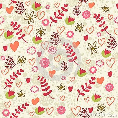 Romantic pattern