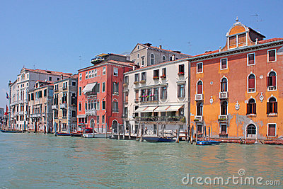 Romantic places in venice