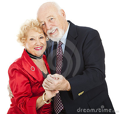 Romantic Senior Dance