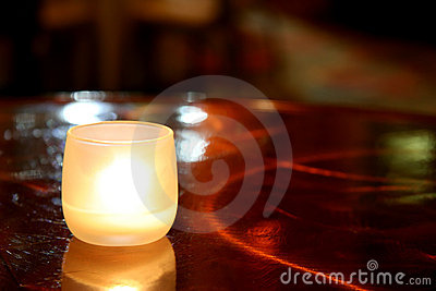 Romantic Table Candle