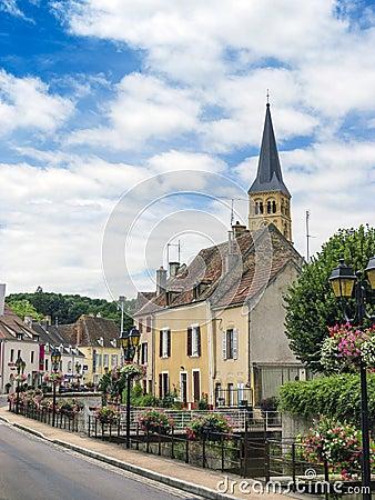 Romantic town