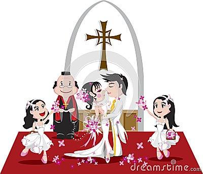 Romantic Wedding Wallpaper