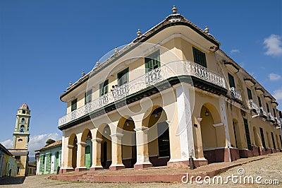 Romantico Museum, Trinidad, Cuba