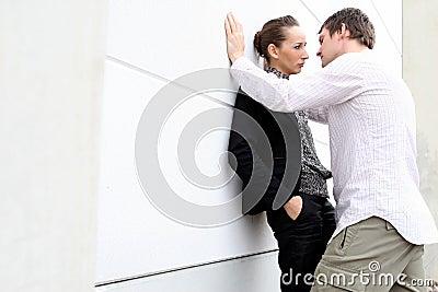 Romantisch Paar