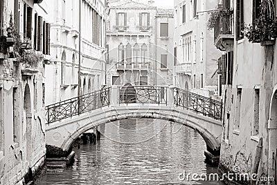 Romantisch Venetië