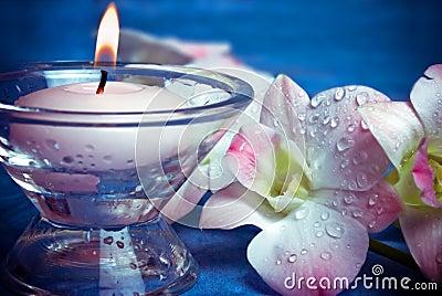 Romantischer Wellness