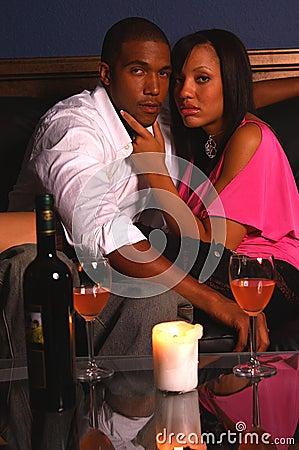 Romantyczne wino