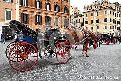 Rome Editorial Photo