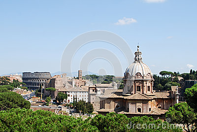 Rome Royalty Free Stock Images - Image: 26007739