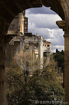 Rome Ancient Architecture