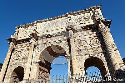 Rome Arco di  Costantino