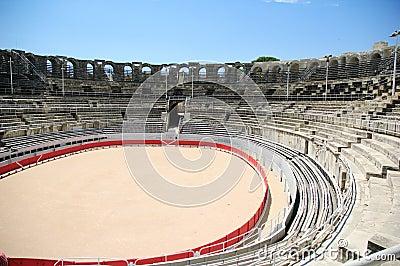 Rome arena in Arles