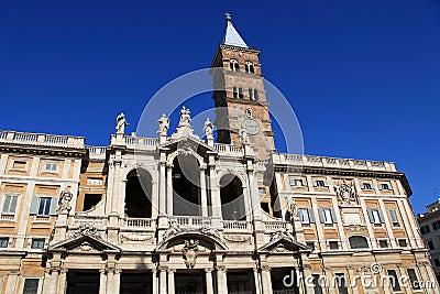 Rome: Basilica di Santa Maria Maggiore