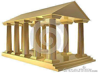 Rome building