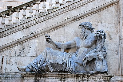 Rome - Campidoglio (The Capitoline Hill)