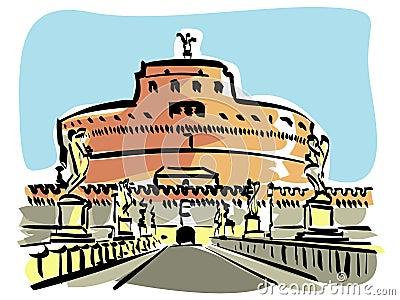Rome (Castel S.Angelo)