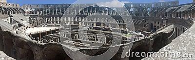 Rome colliseum