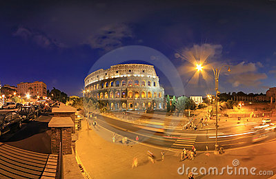 Rome Colosseum - Italy