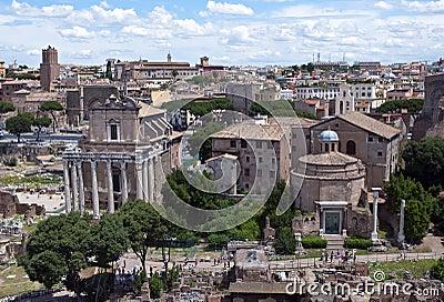 Rome - Fori imperiali