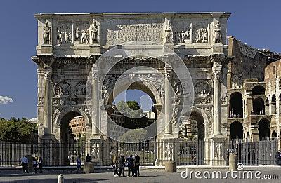 Rome - Italy Editorial Photo