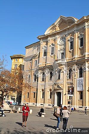 Rome, Italy Editorial Photo