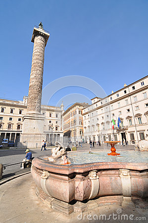 Rome, Italy Editorial Stock Image