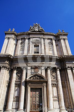 Santi Luca e Martina church, Rome