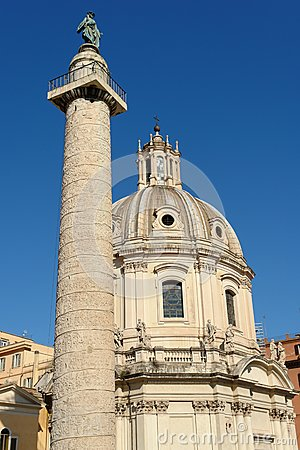 Rome near Piazza Venezia