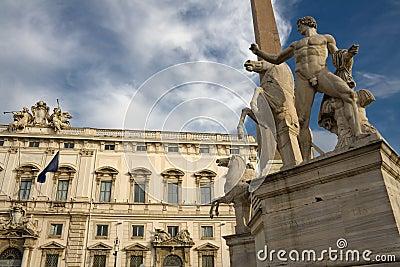 Rome - Quirinal