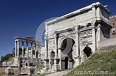 Rome - Roman Forum - Italy