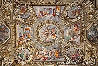 Rome - side chapel - Santa Maria Maggiore basilica