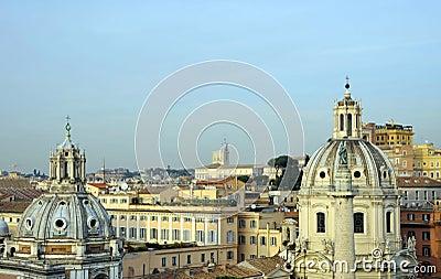Rome Skyline 3