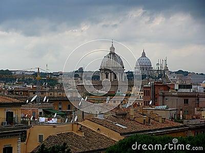 Rome Skyline