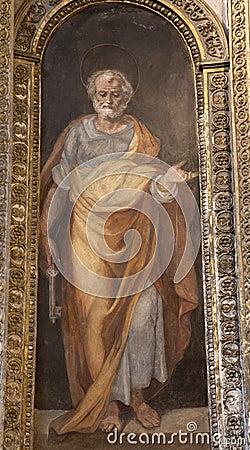 ROME - St. Peter - Santa Maria di Loreto church