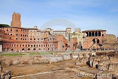Rome - Trajan Forum