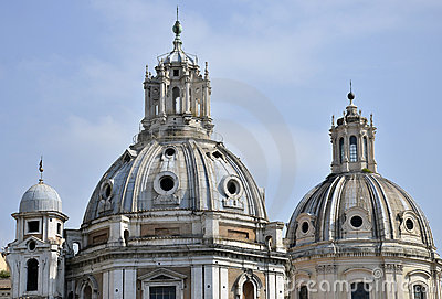 Rome trio tower