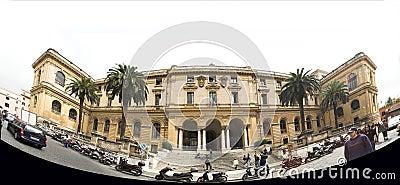Rome - university