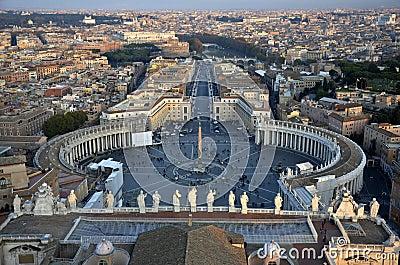 Rome in Vatican