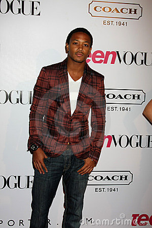 Romeo arriving at  the 9th Annual Teen Vogue Young Hollywood Party Editorial Photo